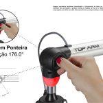 Imagens ilustrativas do suporte de microfone TOP ARM (4)