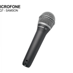 KIT PODCAST microfone q7